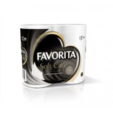 HIGIENICO FAVORITA SOFT CARE 30 MTS D/H 48 ROLLOS