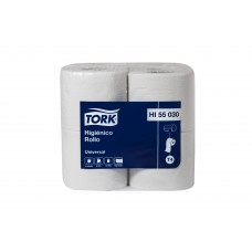 TORK UNIVERSAL Higiénico ROLLO H/S 8 x 50 mtrs