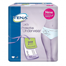 TENA LADY PU MEDIUM 8