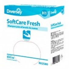 SOFTCARE FRESH CAJA DE 6 SACHETS X 800 ML C/U
