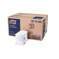 TORK ADVANCED SERVILLETA INTERFOLIADA D/H 24X200 HJ