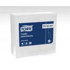 TORK UNIVERSAL TOALLA INTERFOLIADA H/S 18X250 HJ