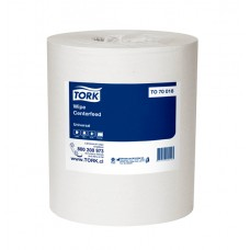 TORK UNIVERSAL WIPE CENTERFEED H/S CAJA DE 6 ROLLOS X 300 MT