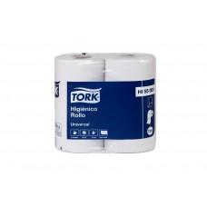 TORK UNIVERSAL HIGIENICO BOLSA DE 32 ROLLOS DE 100 MTS