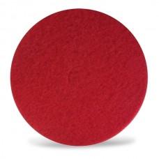 "Discos Pads Pools Rojo 17"""