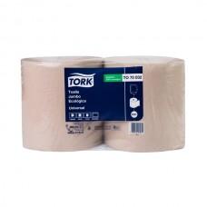 TORK UNIVERSAL TOALLA JUMBO ECOLOGICA H/S  BOLSA DE 2 ROLLOS DE 250 MTS